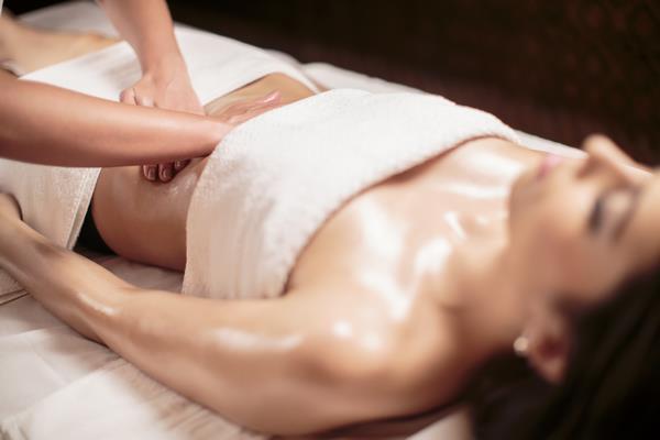 Masaje YO con Aromaterapia